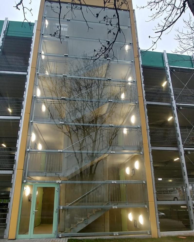 Fassaden- und Geländerarbeiten in Göttingen